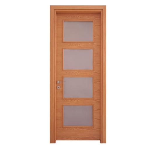 דלת דגם יפני גמר פורניר אלון