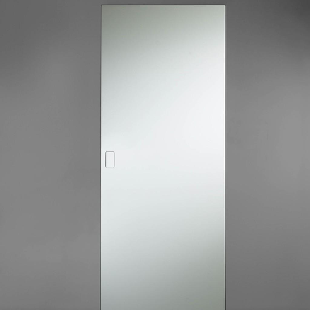 דלת פנים מדגם דלת נסתרת